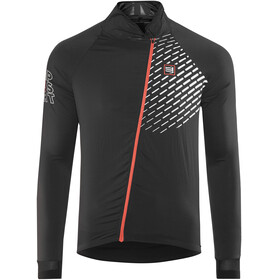 Compressport Hurricane V2 Running Jacket black